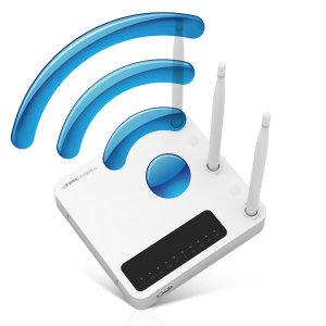 EFM ipTIME A1004NS 기가 와이파이 유무선공유기