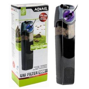 Aquael 유니필터 1000 UV 측면여과기