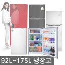 창홍 092A0W 소형 1등급 원룸 미니 냉장고 92L~175L