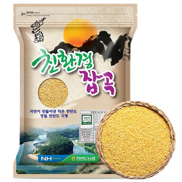무농약 찰기장 1kg (2019년산)