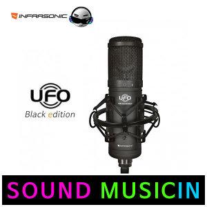 인프라소닉 UFO 마이크 블랙에디션/샵/Pro USB 타입