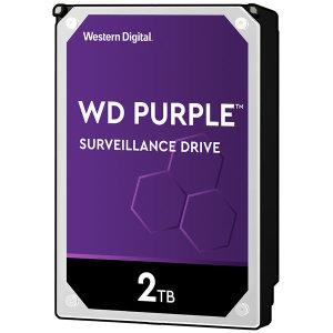 Purple 2TB 5400RPM 64MB WD20PURX 정품 공식판매점