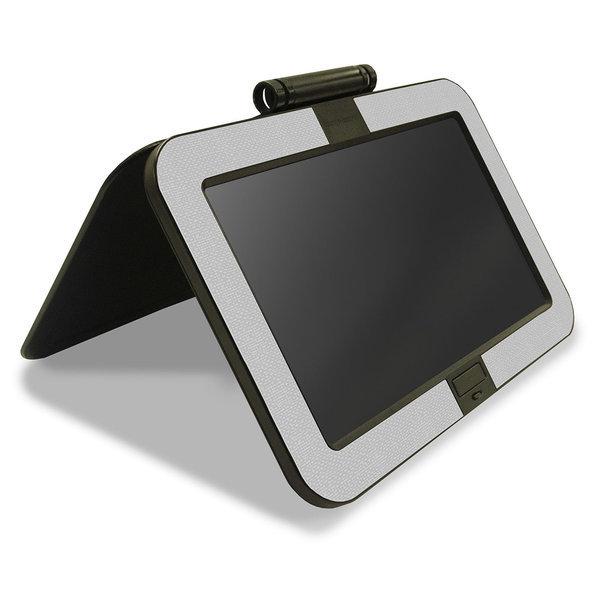 (빠른직구)LCD 부기보드 대쉬보드 10인치 아이스그레이