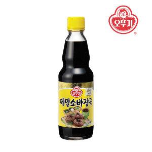 메밀 소바장국 360ml
