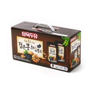 삼육두유 검은콩호두와아몬드 파우치 60팩/부모님선물