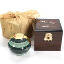 흑운학 상감 도자기꿀 1.2kg 꿀 양봉꿀 선물용꿀 남원