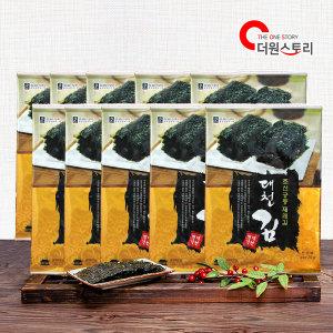 더원스토리 조선궁중대천김 선물세트 전장 10봉 가정용