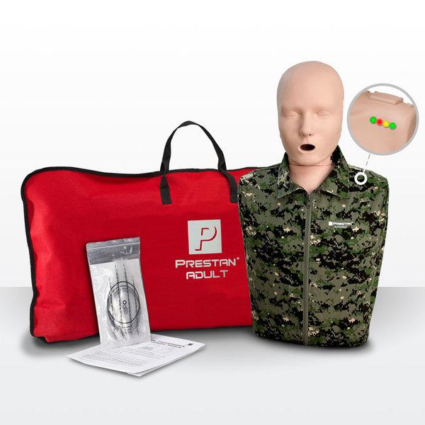 심폐소생술마네킹 CPR모형 밀리터리모니터형 프레스탄
