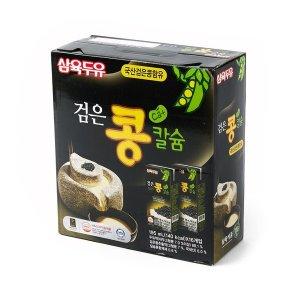 삼육두유 검은콩칼슘 195ml 32팩 검은콩두유 건강음료