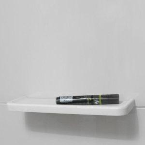 (럭시) 럭시 유리칠판 멤브레인받침대 600mm /마카트레이- 펜 지우개