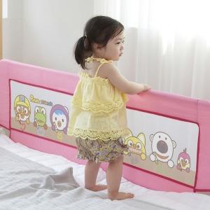 코발트블루뽀로로 침대안전가드/ 침대안전가드