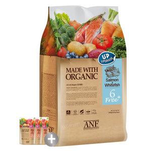 유기농 6free 플러스 연어와흰살생선5.6kg