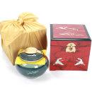 흑운학 상감 도자기꿀 2.4kg 꿀 양봉꿀 선물용꿀 남원