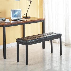 피아노 쿠션 벤치 의자 거실 식탁 카페