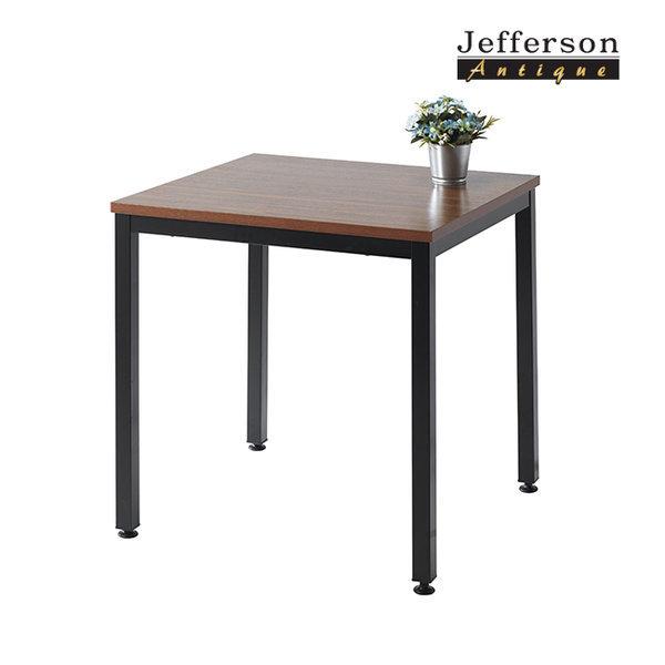 철제 티 테이블 블랙 1인식탁 JFS1477FP