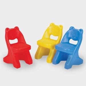 햇님토이 곰돌이 의자(노랑)