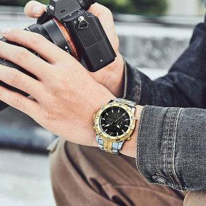 정품 골든아워 AL-35 메탈시계 남성시계 손목시계