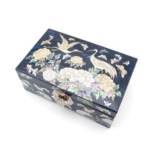 1단 자개보석함 전통보석함 기념품 소장품 외국인선물