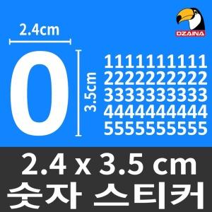 숫자스티커/전화번호/메뉴판/가격표/호실번호/스티커