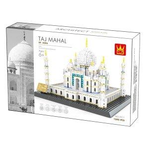 레고 호환 WANGE 5211 타지마할 - 랜드마크 건축물