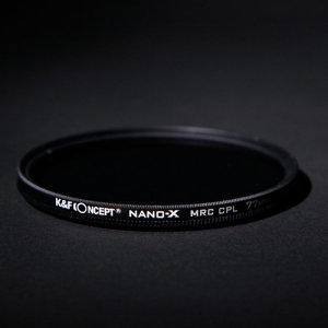 KF Concept NANO-X SLIM MRC CPL 필터 (77mm)