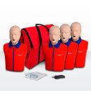 소아 심폐소생술 CPR마네킹 모니터형 4PACK 무료배송