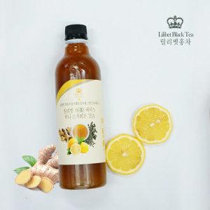 릴리벳 허니 진저레몬티베이스 600g 레몬생강차 600g