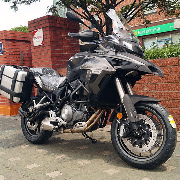 베넬리 TRK502 abs 투어러 오토바이 / CB500X NC750X