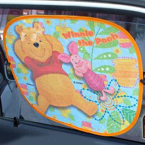 디즈니 푸우 차량용 햇빛가리개 자외선차단 (PH-151)
