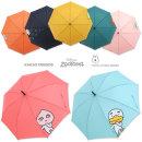 캐릭터 우산 - 미키 키티 카카오 3단우산 장우산 자동