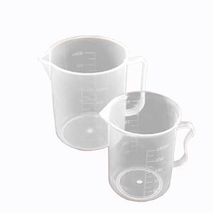 계량컵300cc 비이커 내열성컵 눈금컵고온의 액체가능