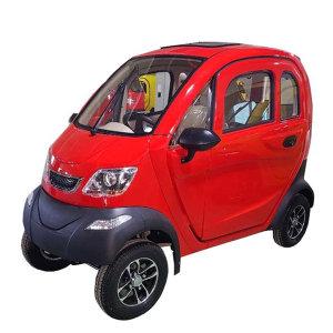 평안모터스 R4S 엠카 사륜전동차 소형전기차