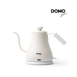 도모일렉트로 전기포트 커피포트 DOMO1002KW 화이트