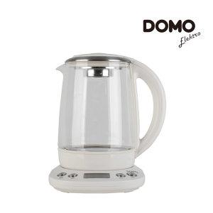 도모일렉트로 유리 전기티포트 전기포트 DOMO1001KW