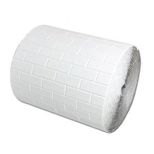 3D입체벽지 알뜰 폼블럭 30M 화이트 벽지 인테리어