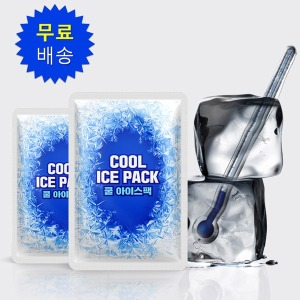 아이스팩/보냉팩/얼음팩 완제품(대16x23)40개1박스