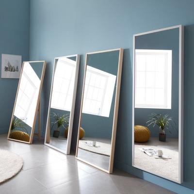 [아씨방] 아씨방가구 패션피플 와이드 전신거울/벽걸이거울