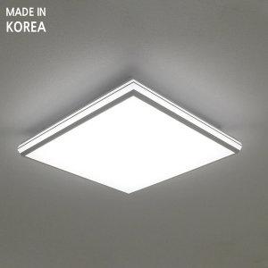LED 라인 방등 50W_주광색 515 x 515 x 80