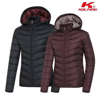 [콜핑] 콜핑 여성 겨울 경량 패딩자켓 레닌-J(여) KPJ0625W