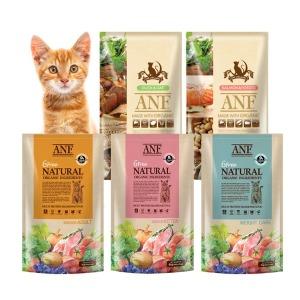 ANF 캣 6FREE 2kg x2개 6kg 고양이사료