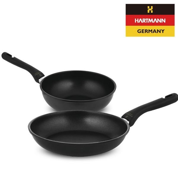 독일 하트만 블랙엣지 1+1 세트 초특가 팬28+궁중22