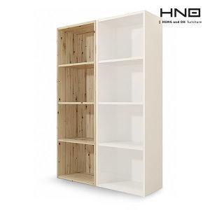 HS 컬러 4단 공간박스 / DIY조립 4칸책장 무료배송