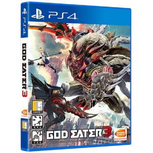 PS4 갓이터3 초회판 한글판 새제품