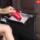 원터치 차량용쓰레기통+비닐봉투20매/차량용휴지통