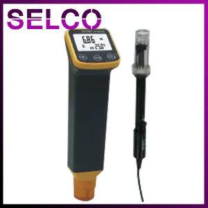 SL-200S 휴대용 PH METER 수질측정 PH/온도측정 SELCO