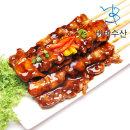 숯불 바베큐맛 닭꼬치 80g(20개 1.6kg) 순한맛