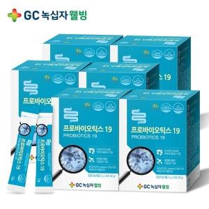 프로바이오틱스19 김치유산균 30포 6박스