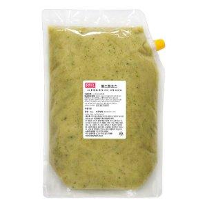 델리후레쉬 토스트소스 5kg  칠리/머스타드/키위소스