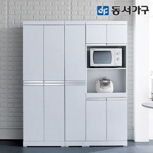 할인행사 유로바 주방수납장 식탁 렌지대