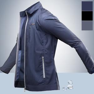 신상품 남성 등산 집업 바람막이 점퍼 자켓 단체복